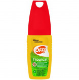 OFF! Tropical repelent rozprašovač 100 ml